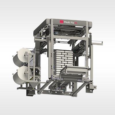 Lachenmeier Introduces The Multi FleXL Stretch Hood Machine