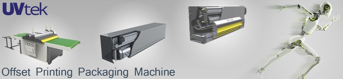 Offset Printing Packaging Machine