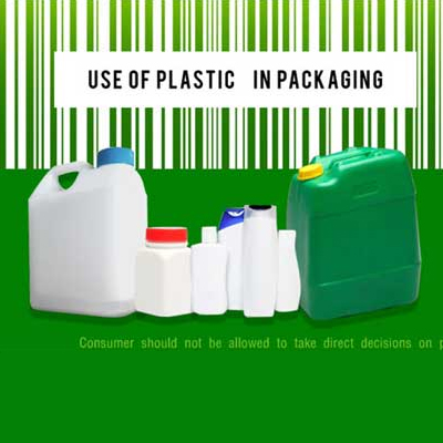 Use of Plastic in Packaging Industry