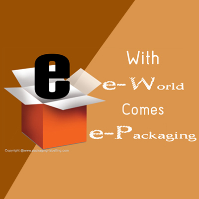 Worldwide demand for electronic smart packaging