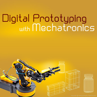 Digital Prototyping with Mechatronics Improves Packaging & Labelling