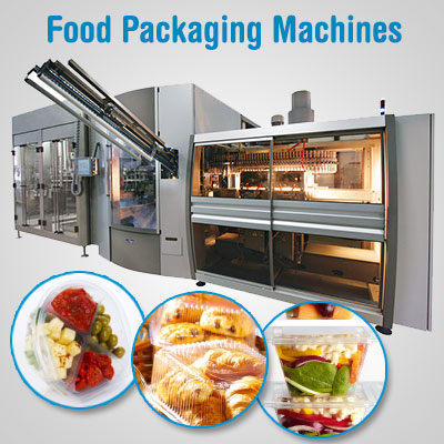 Types of Food Packaging Machines