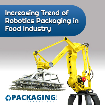 Increasing Trend of Robotics Packaging in Food Industry | Global Market Size & Growth