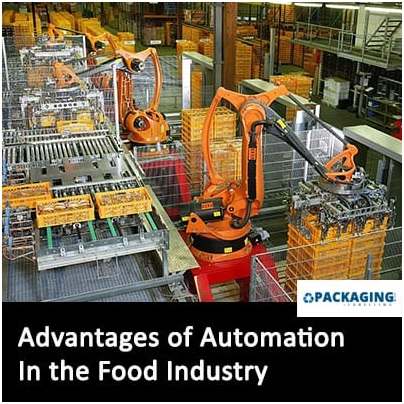 Top 5 Advantages of Automation in the Food Industry