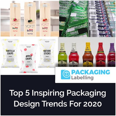Top 5 Inspiring Packaging Design Trends For 2020