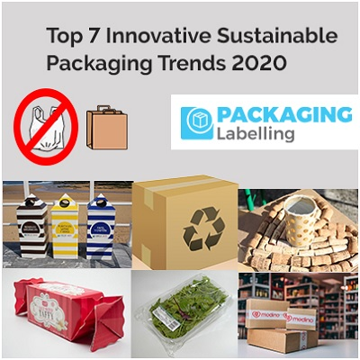 Top 7 Innovative Sustainable Packaging Trends 2020