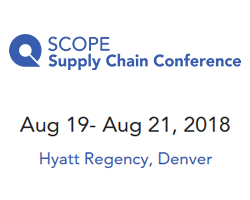 Scope Supply Chain Conference