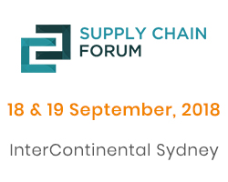 Supply Chain Forum 2018
