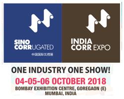 SinoCorrugated - IndiaCorr Expo 2018