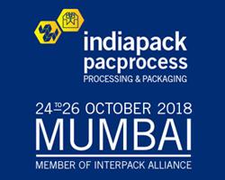 Indiapack Pacprocess & Food Pex India