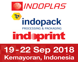 Indoplas, Indopack And Indoprint 2018