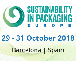 Sustainability in Packaging Europe 2018