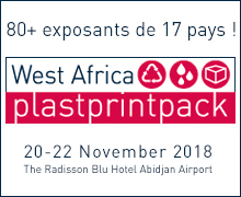 5th plastprintpack & agrofood West Africa 2018