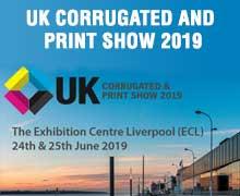 UK Corrugated and Print Show 2019