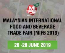 Malaysian International Food and Beverage Trade Fair  2019