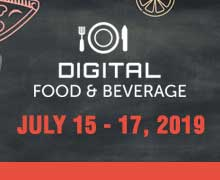 Digital Food & Beverage 2019