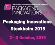 Packaging Innovations Stockholm 2019