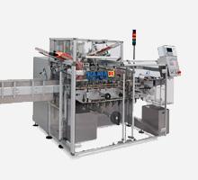 Cartoning machine