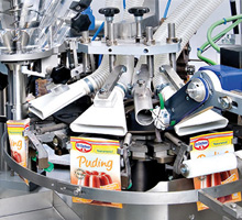 Fill And Seal Packaging Machines