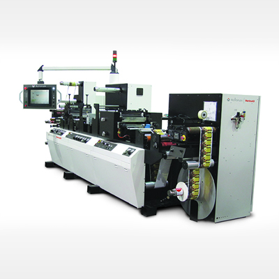 Rotoflex Revamps Vericut for Digital Label Finishing