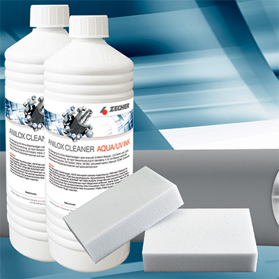 New: Zecher Anilox Cleaner