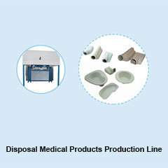 Disposal Medical Production Line