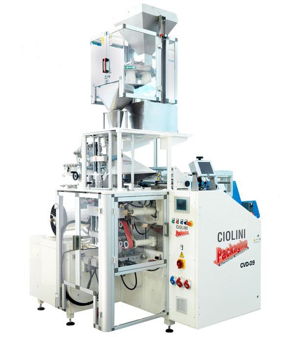CVD-09 Form Fill Machine