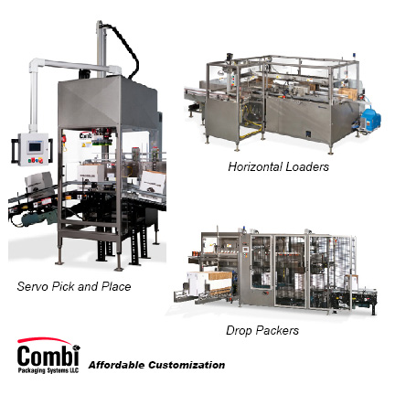 Industrial Case Packers