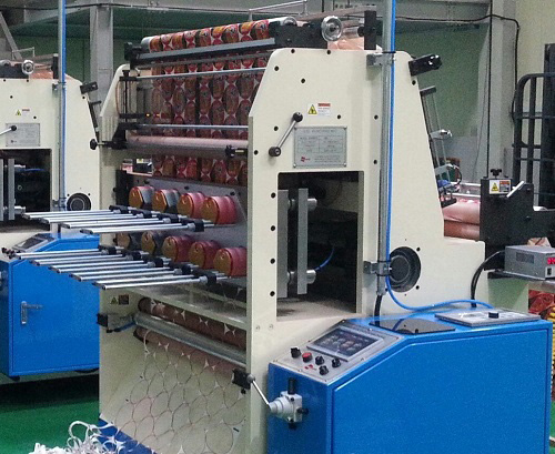Lid & IML punching machine