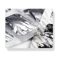 Aluminium strip pack foil