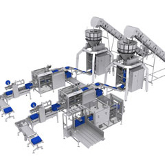 Filling & Packaging Complex