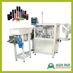 Horizontal Sleeving Machine