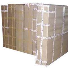 Corrugated Wrapping