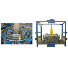 High-speed Circular Loom for Mesh Bag