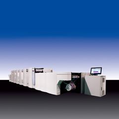 MHL - Full Rotary Sleeve Led UV Printing Machine