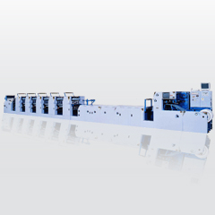 MVF - Full Rotary Printing Machine