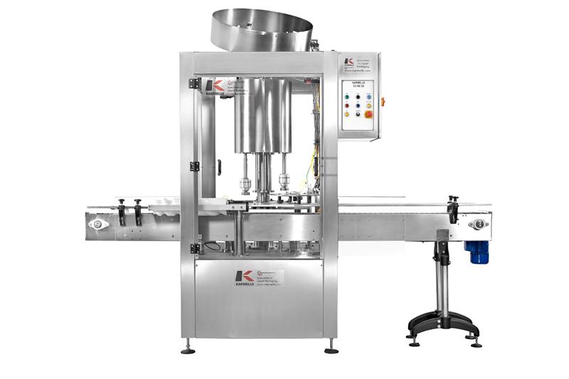 Rotary Capping Machine