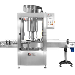 Rotary Capping Machine