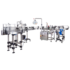 Wraparound Labeling Machine