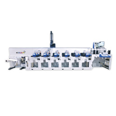 Servo driven Printing Press - eFlex