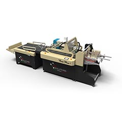 BOX PLUS 1-Folding and Gluing Machine