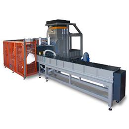 Horizontal high volume packaging machine LZ330