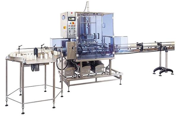 Automated Liquid Filling Machine - Response Automation Base