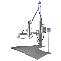 Masterfil Flowmeter Boom Filler