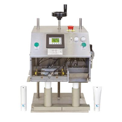 Plastic, Laminate Tube Sealing Machine - Vesta 1C Tube Sealer