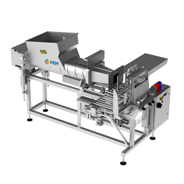 Bulk butter filling machine - ORG