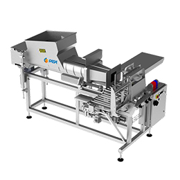 Bulk butter filling machine - ORG