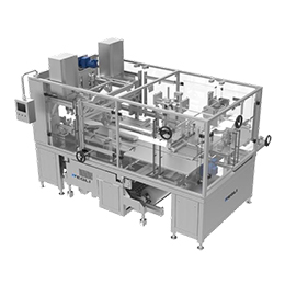 Multiple Wrapping Machine - EMF