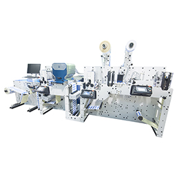 Digital Label Printing Machine – DFlex