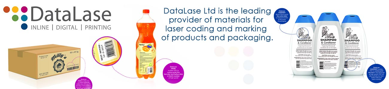 Leader provider of Materials for Laser Coding